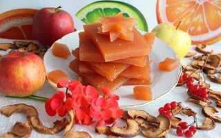 Мармелад из яблок: самые популярные рецепты на зиму, хранение в домашних условиях