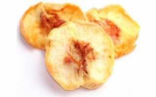 Персик сушёный: полезные и вредные свойства для организма, калорийность и химический состав, как сушить, фото