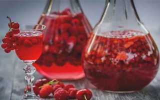 Вино из варенья чёрной смородины: простой рецепт для приготовления в домашних условиях
