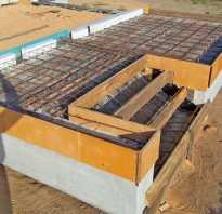 Фундамент под веранду: пошаговая инструкция строительства своими руками, как сделать столбчатый для террасы, отдельно или связать к дому