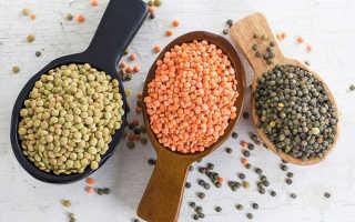 Фасоль или чечевица: в чём разница и польза, чем отличаются от гороха