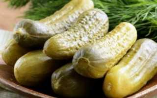 Солёные огурцы в кастрюле на зиму: лучшие рецепты, пошаговое приготовление с фото