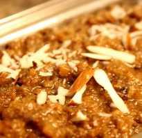 Халва из грецких орехов: самый вкусный рецепт, способ приготовления с фото