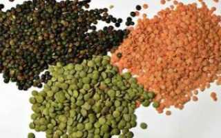 Полезные и вредные свойства чечевицы: характеристика, применение, влияние на организм, противопоказания