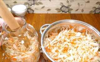 Сколько времени квасится капуста: какую капусту лучше выбрать, при какой температуре, как понять, что готова