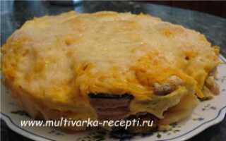 Горбуша с картошкой в мультиварке: рецепты с фото, как приготовить, чтобы была сочной и мягкой