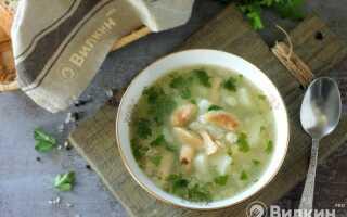 Как правильно варить суп из рыжиков, простой и вкусный пошаговый рецепт с фото