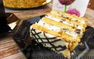 Медовик с черносливом и грецкими орехами: лучшие рецепты с фото