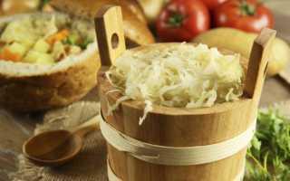 Можно ли квашеную капусту при грудном вскармливании: польза и вред, особенности употребления