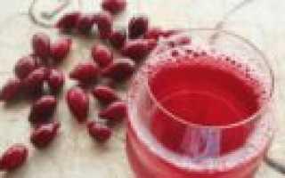 Компот из сушёного кизила, вкусный рецепт приготовления на зиму
