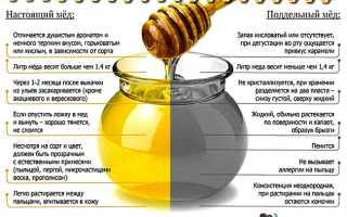 Какой вид, запах, вкус, цвет имеет мёд: как определить качество и наличие примесей по внешним признакам