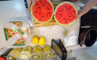 Джем из мякоти арбуза: самые популярные рецепты заготовок, способы хранения в домашних условиях