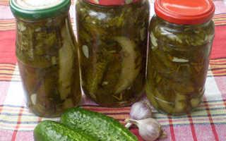 Самые вкусные рецепты маринованных огурцов в масле