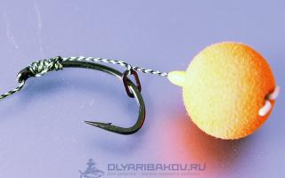 Волосяная оснастка на сазана: как сделать своими руками, как вязать снасть и как ловить рыбу на волос, схемы и фото