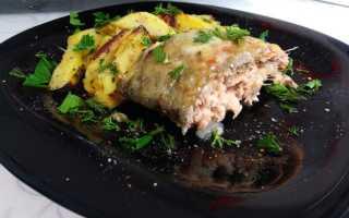 Горбуша с картошкой в духовке: сочные рецепты с фото, рыба, запечённая с овощами и сыром, как приготовить, чтобы была мягкая, пошаговая инструкция