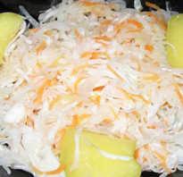 Засолка капусты с яблоками на зиму в домашних условиях: рецепты