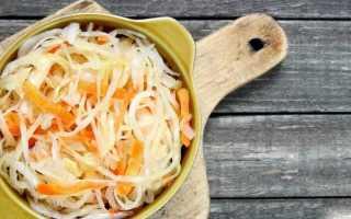 Капуста маринованная холодным маринадом: лучшие рецепты на зиму, особенности хранения