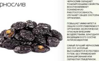 Чернослив для похудения: особенности употребления, польза и вред для организма