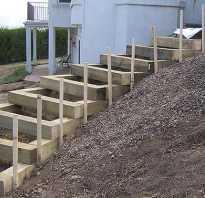 Как сделать ступеньки в пруд своими руками на даче: какие материалы и инструменты нужны, изготовка каркаса, сооружение всей конструкции