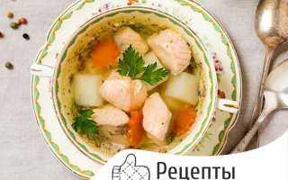 Суп из замороженной горбуши: пошаговый рецепт рыбной ухи с фото, как вкусно приготовить из свежемороженого филе