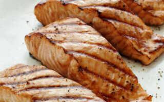 Горбуша на гриле: рецепты с фото на электрогриле, как приготовить запечённый стейк