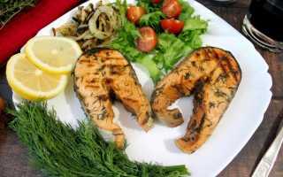 Кета на гриле: как замариновать кету, чтобы была сочная; рецепты с фото; как вкусно приготовить стейк рыбы на электрогриле