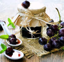 Пошаговый рецепт варенья из винограда с косточками: как извлечь косточки и как правильно приготовить, фото