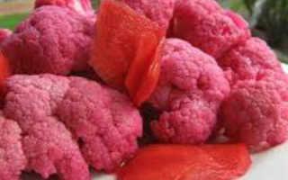 Как заквасить хрустящую цветную капусту дома: простые и вкусные рецепты