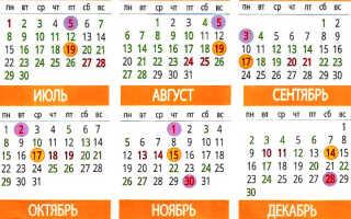 Лунный посевной календарь огородника на 2019 год для Подмосковья