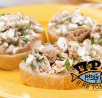 Бутерброды с горбушей на праздничный стол: простые рецепты с фото, с солёной и с консервированной рыбой, рецепт горячих бутербродов