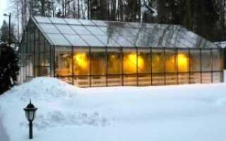 Круглогодичные теплицы под ключ с отоплением и освещением: виды, использование, как сделать своими руками, видео