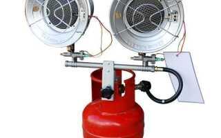 Отопление теплицы газом: целесообразность, преимущества, классификация систем газового отопления, видео