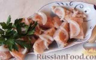 Как замариновать горбушу в домашних условиях: как мариновать вкусно и быстро, рецепты маринованной горбуши с уксусом в масле и в горчичном соусе