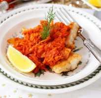 Кета под маринадом из моркови и лука: классический пошаговый рецепт с фото, как приготовить рыбу